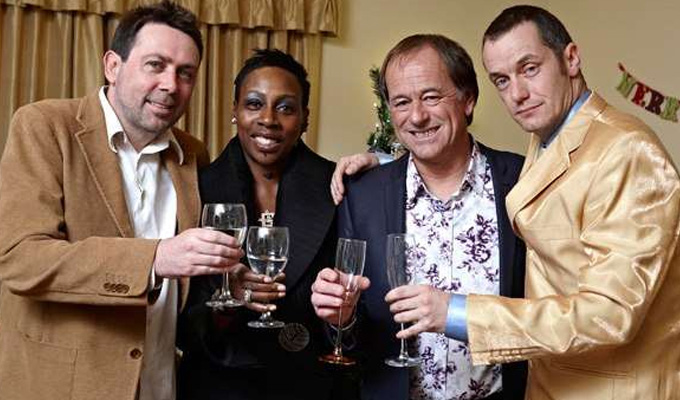 Stew anyone? | When Sean Hughes went on Come Dine With Me