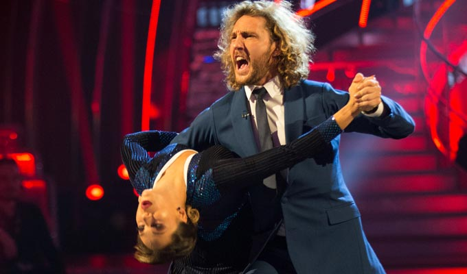 Seann Walsh doesn't quite bring Sexyback | A modest start to Strictly