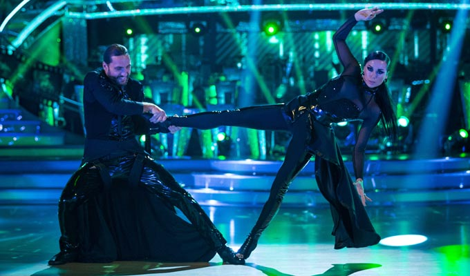 Seann Walsh wows the Strictly judges | ...but his off-screen antics make the papers