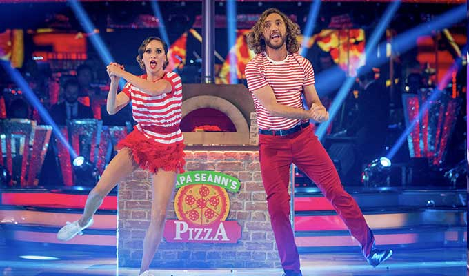 'Fun, impressive but clumsy' | Seann Walsh's tricky Strictly return