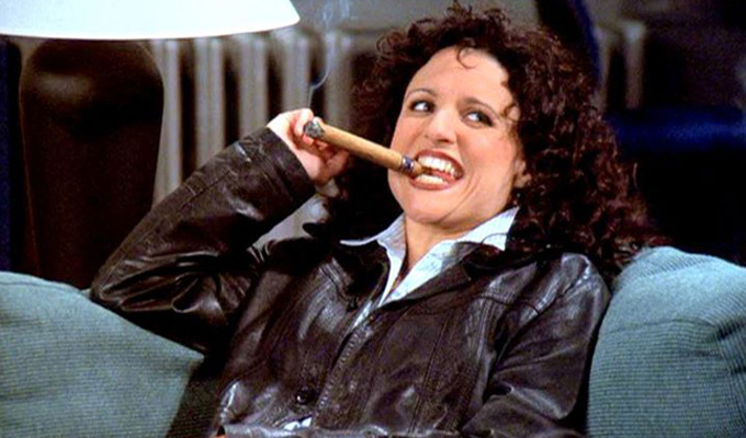 Revealed: Who *almost* got the part of Elaine in Seinfeld | ...and it's another sitcom star