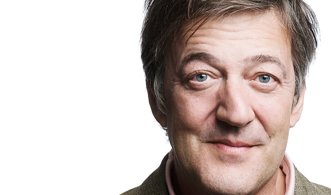 Revealed: the one thing Stephen Fry can't do... | And Paul McCartney told him