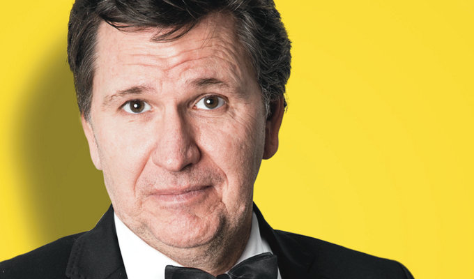 Stewart Francis: Pun Gent | Gig review by Steve Bennett at the Bloomsbury Theatre, London
