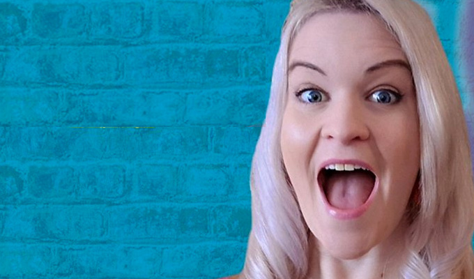 Samantha Hannah: How To Find Happiness (In A Year) | Edinburgh Fringe review by Alex Bruce