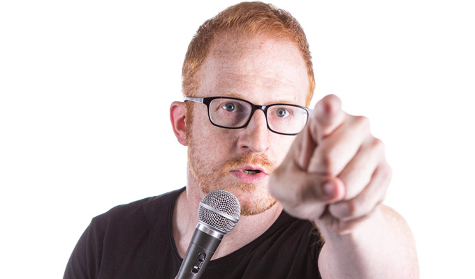 Why comedians should embrace virtual gigs | Learning a new medium can only be positive, argues Steve Hofstetter