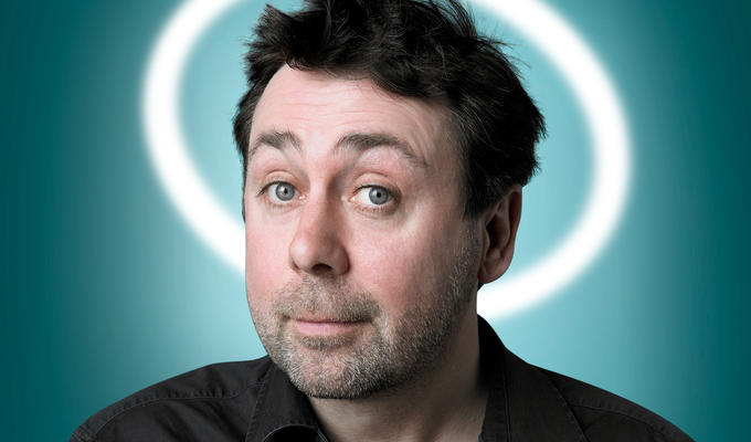 Sean Hughes joins The Railway Children | 'It'll be nice to be in a group for a bit'