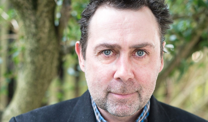 Stars to pay tribute to Sean Hughes | Reece Shearsmith, Johnny Vegas and Peter Capaldi lead memorial gig