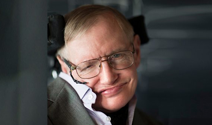 Stephen Hawking joins Hitchhiker's Guide To The Galaxy | Physicist to appear in the new radio series