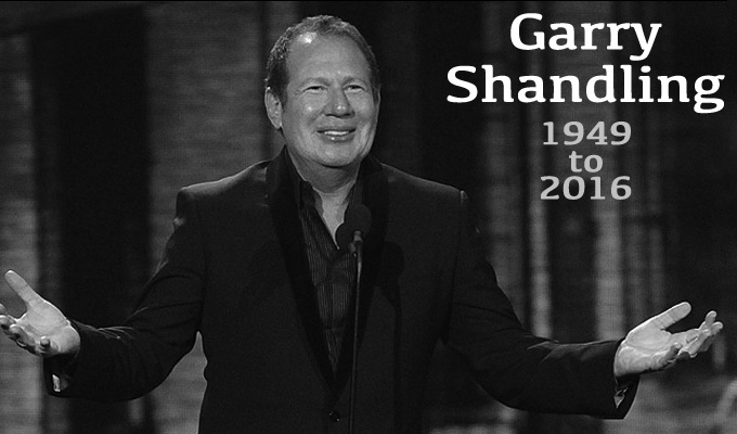 Garry Shandling dies at 66 | Tributes to 'beautifully unpredictable' Larry Sanders star
