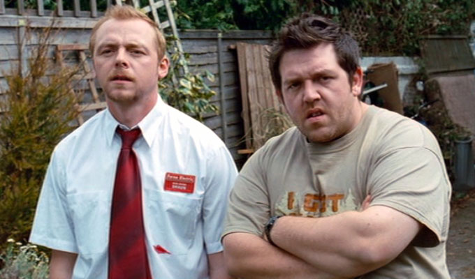 Shaun of the Dead reanimated