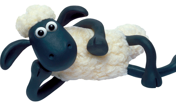 Which Comedian Sings The Shaun Sheep Theme Tune