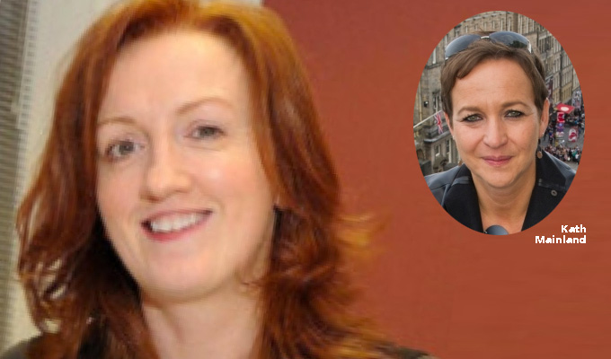 Edinburgh Fringe gets a new chief executive | Shona McCarthy takes over in March