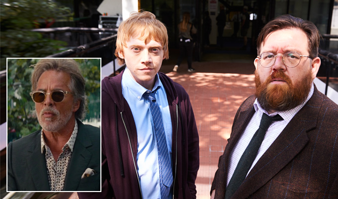 Rupert Grint's Sky Atlantic comedy Sick Note gets a second series | ...before the first even airs