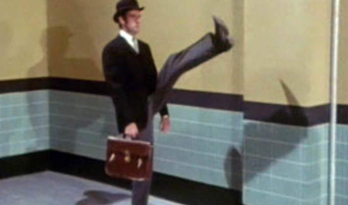 Just how silly is John Cleese's silly walk? | Science has the answer