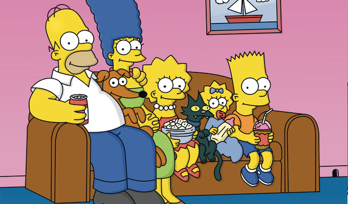 The Simpsons named Britain's favourite TV family | As lockdown telly brings families together
