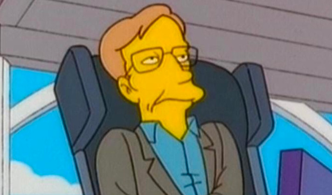 Stephen Hawking, comedian | The physicist's greatest guest appearances