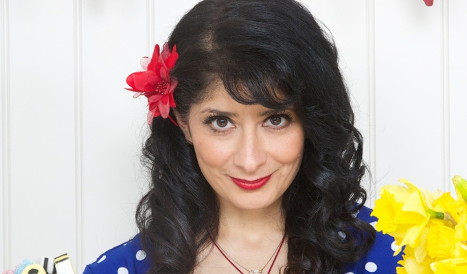 Shappi Khorsandi: Oh My Country!