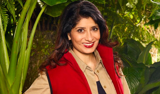 Shappi Khorsandi voted out of I'm A Celebrity | Comedian is the first to leave show