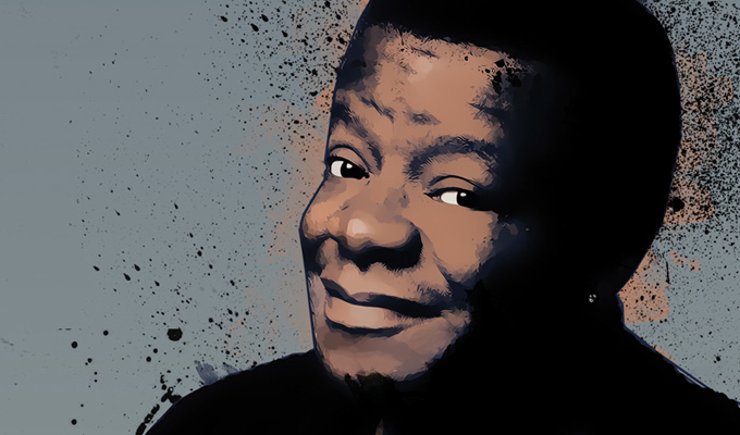 Stephen K Amos: Work in Progress