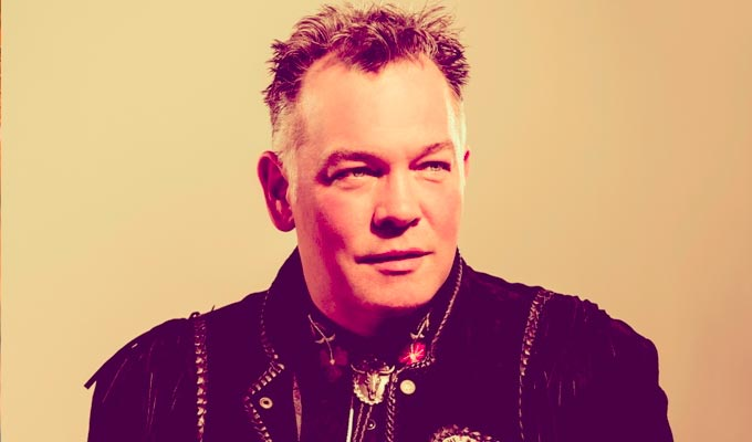 Stewart Lee: Wok In Progress