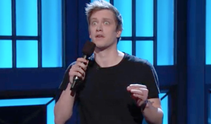 Daniel Sloss on the 'stabby' UK | Appearing on Conan again