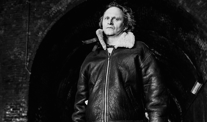 Simon Munnery: Alan Parker Urban Warrior Farewell Tour | Edinburgh Fringe review by Steve Bennett