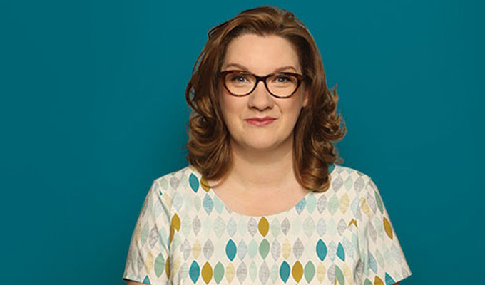 Sarah Millican tops DVD chart | Toppling Billy Connolly