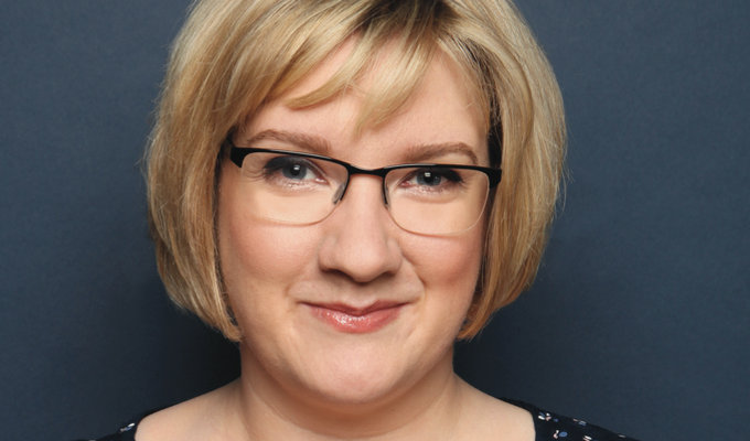 Sarah Millican: Home Bird Live | DVD review by Steve Bennett