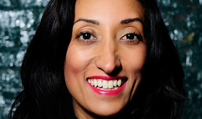 Shazia Mirza: A Work in Progress