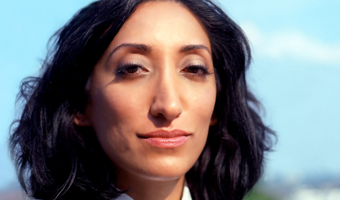 Shazia Mirza: The Truth Is So 80s