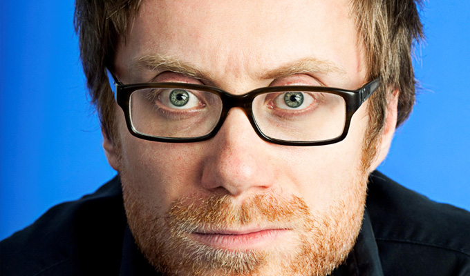 Stephen Merchant announces European tour | Part of a new festival circuit