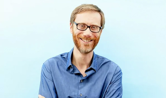 Stephen Merchant joins forces with a former gang member | For a new TV show just snapped up by Amazon
