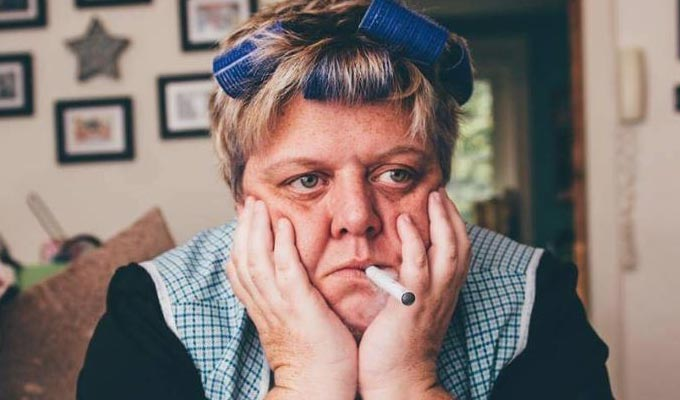 Susie McCabe: Domestic Disaster | Edinburgh Fringe review by Steve Bennett
