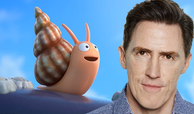 Rob Brydon cast in BBC One's The Snail And The Whale | With Cariad Lloyd as the teacher