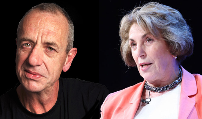Arthur Smith turned down a late-night Currie | 'MP propositioned me,' comic reveals
