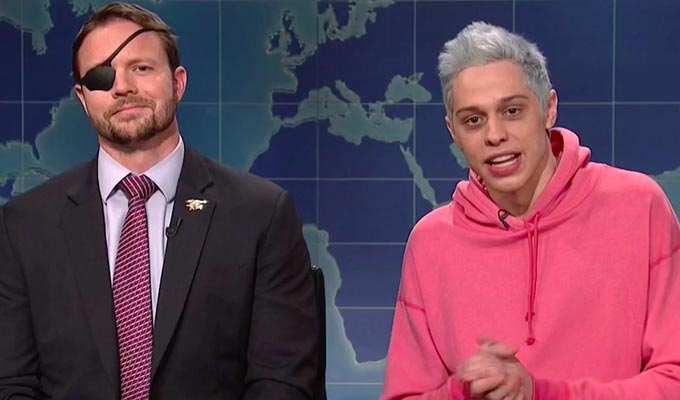 SNL's Pete Davidson apologises to Republican politician | Comic insulted war vet on last week's show