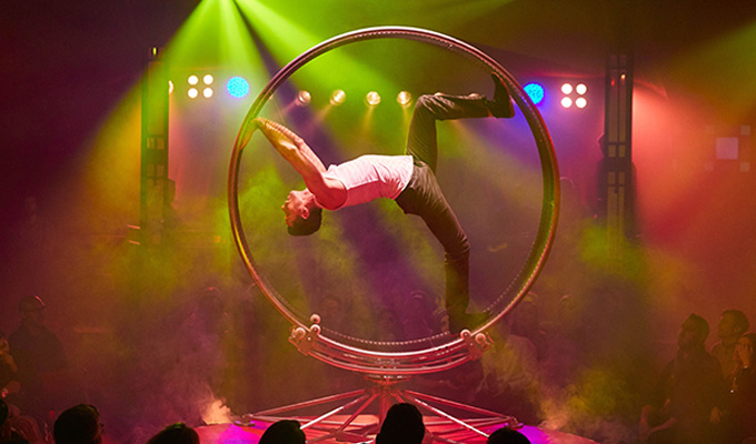 La Soiree 2016 | Gig review by Steve Bennett in Leicester Square, London