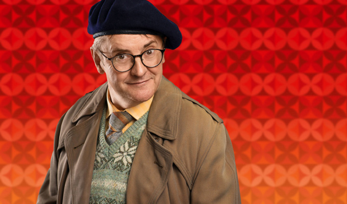 Joe Pasquale to play Frank Spencer | As Some Mothers Do 'Ave 'Em becomes a stage play