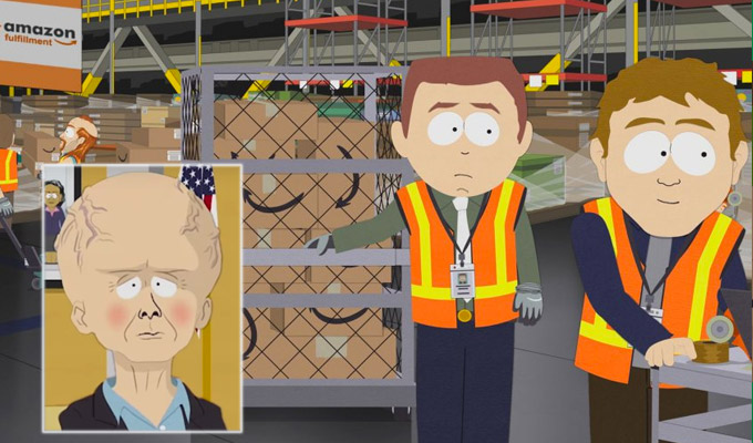 South Park comes to Amazon Prime | And - to a much lesser extent – Netflix