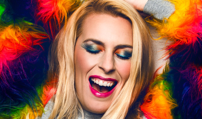 Comedians will lecture you | ...in a new Dave series hosted by Sara Pascoe