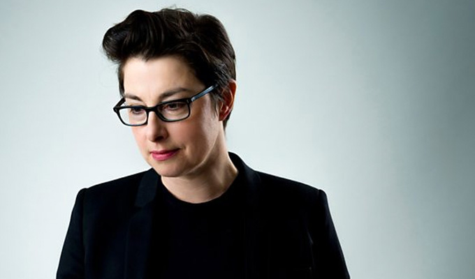 BBC commissions Sue Perkins panel show | With Josh Widdicombe and Richard Osman