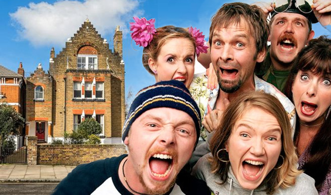 Want to buy the house from Spaced? | You'll need £4million...