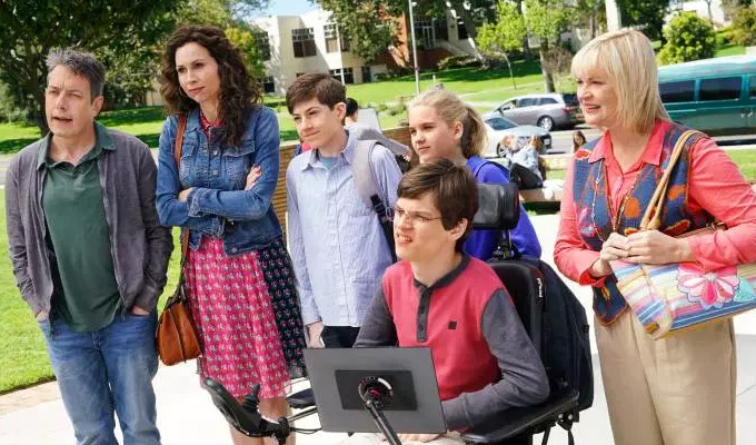 E4 acquires Speechless | Minnie Driver's US comedy about a boy with cerebral palsy