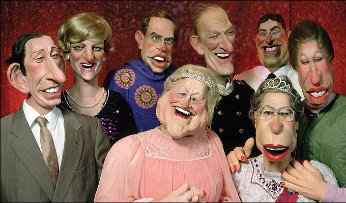 Spitting Image team reunites | Documentary to mark 30th anniversary