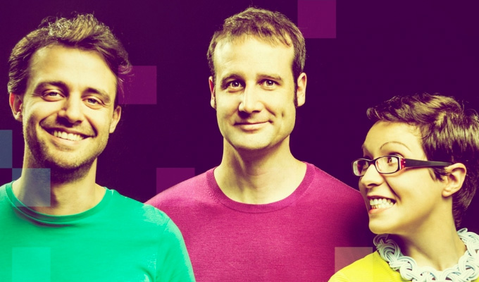 The Nerds will be heard | Comedy science trio start work on R4 series