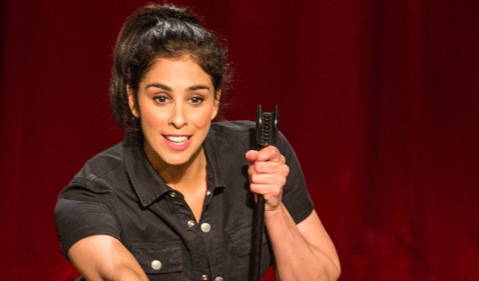 Sarah Silverman splits from Michael Sheen | Comic jokes about break-up in a tweet