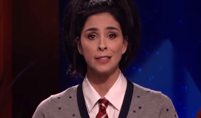 'Can you still love someone who did bad things?' | Sarah Silverman on her friend Louis CK