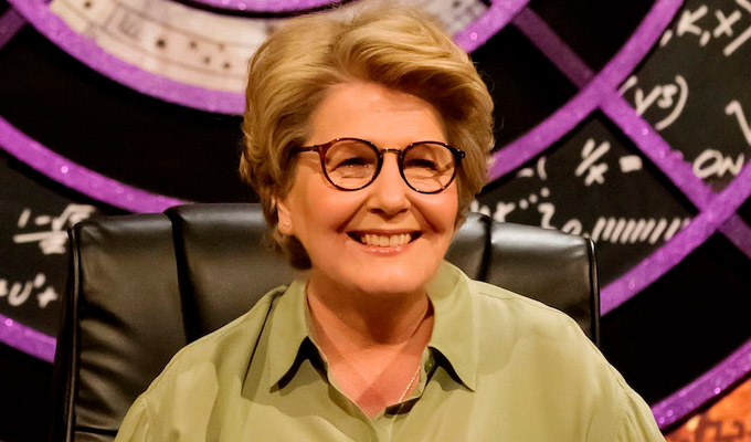 'We explain quantum entanglement with a banana' | Sandi Toksvig on the Q series of QI