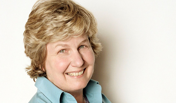 Sandi Toksvig: Death threats forced me into hiding | Comedian reveals the trauma of coming out
