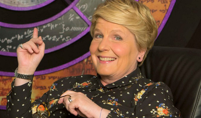 Now I've got my own chair! | Sandi Toksvig on hosting her second series of QI